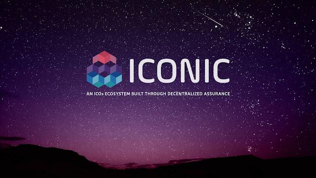 ICONIC - Membangun Ekosistem ICO dengan Jaminan Terdesentralisasi