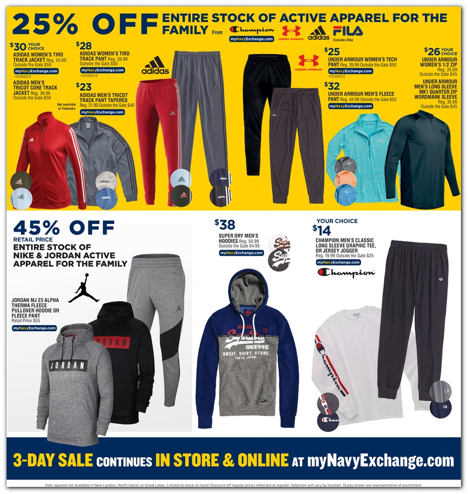 Navy Exchange Black Friday 2019 page 44