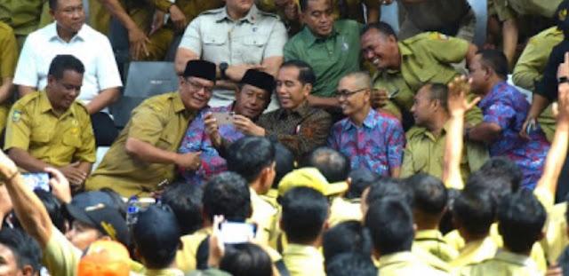 Sudah Terealisir Rp187 Triliun, Presiden Jokowi: Dana Desa Akan Kita Teruskan, Akan Kita Tambah