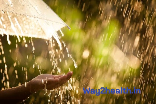 Healthy Diet and lifestyle tips for Monsoon season