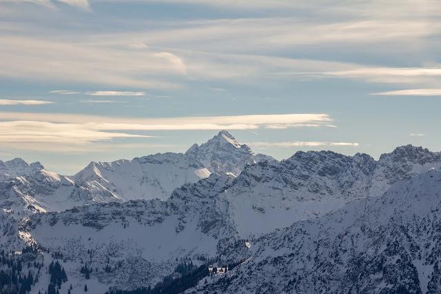 Schneeschuhtour tiefenbacher eck bad hindelang allgäu 10