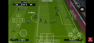 eFootball PES 2022 PPSSPP PS5 Graphics 29th September