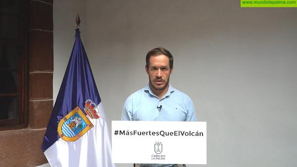 Discurso del presidente con motivo del Día de San Miguel patrón de La Palma