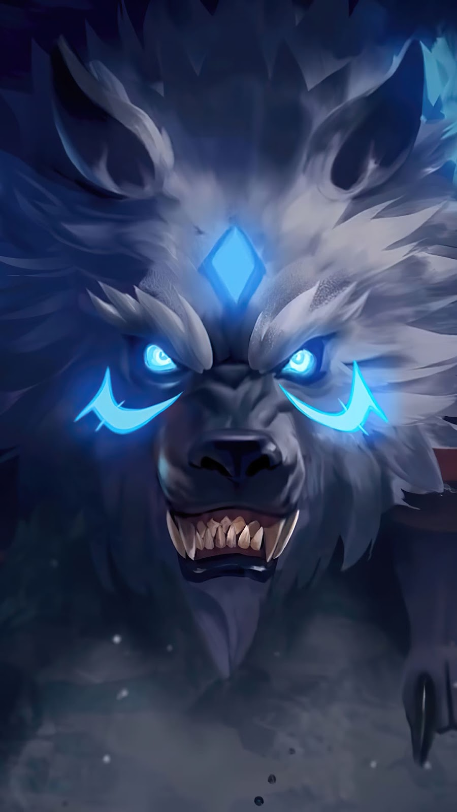 Wallpaper Popol and Kupa Wolf Mobile Legends HD for Android and iOS