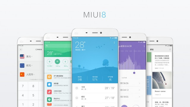 MIUI8 is official with many new features !