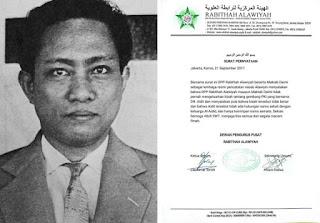Klarifikasi Rabithah Alawiyah: DN Aidit Gembong PKI Bukan Keturunan Alawiyyin Marga Al Aidid