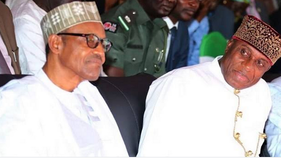 Amaechi,Buhari