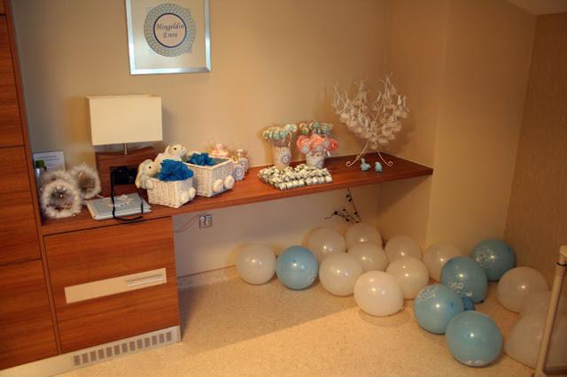 hastane bebek odası süsleme