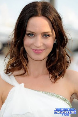 The life story of Emily Blunt, English actress, born on February 23, 1983.