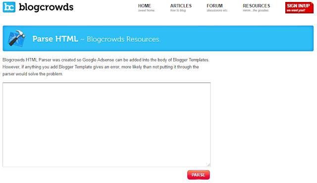 Cara Menulis Kode HTML di Dalam Artikel Blog