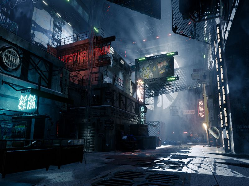 Ghostrunner PC Game Free Download