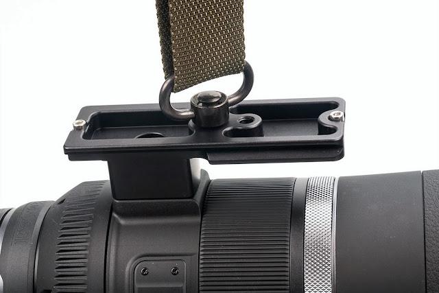 Hejnar CFR-007 Rep Foot bottom view w/ Sling Strap