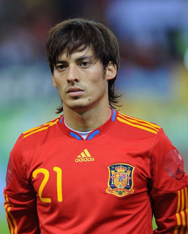 All About Sports David Silva Football Player Pro