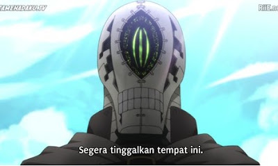 Somali to Mori no Kamisama Episode 1 Subtitle Indonesia