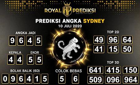 Royal Prediksi Sydney Jumat