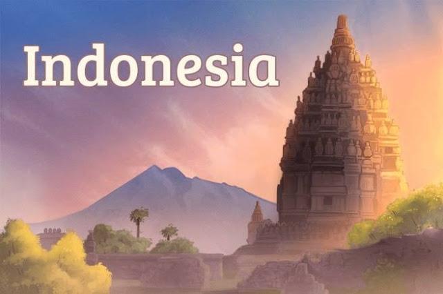 Indonesia kaya akan Sejarah