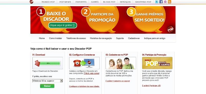 pop discador gratis