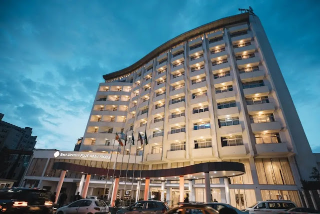 Hotel Best Western Plus Addis Ababa, Ethiopia
