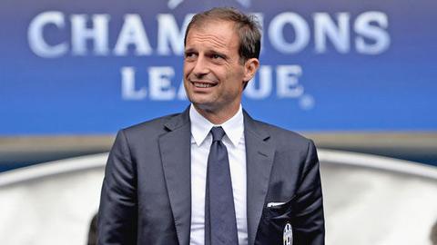 HLV Allegri sẽ không khó để ổn định đội hình khi có thêm Morata.