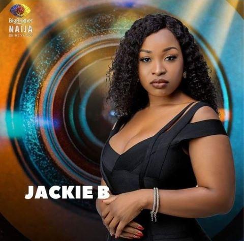 BBNaija Jackie B