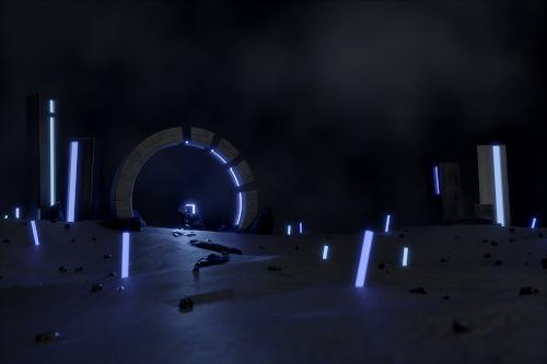 The Neon Desert