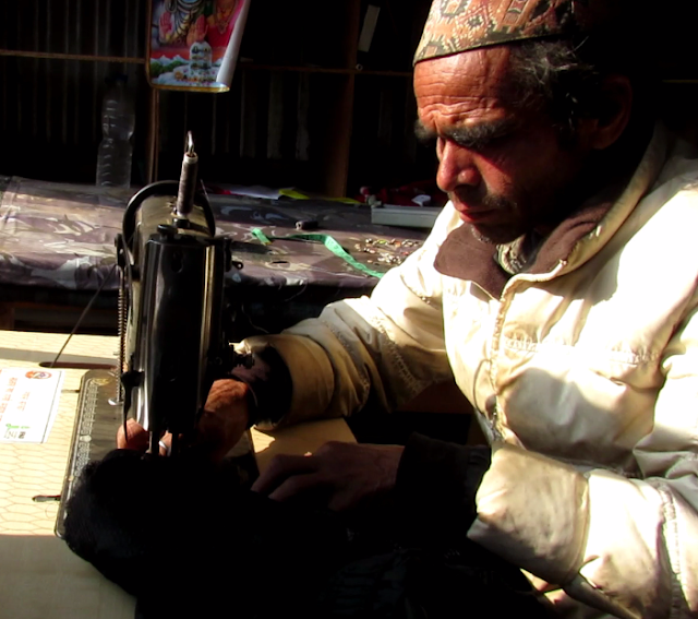 tailor in nepal