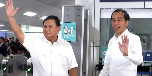 Jokowi-Prabowo Bertemu, GP Ansor: Bangsa Indonesia Bahagia