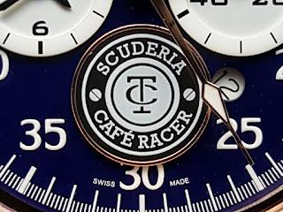 大阪 梅田 ハービスプラザ WATCH 腕時計 ウォッチ ベルト 直営 公式 CT SCUDERIA CTスクーデリア Cafe Racer カフェレーサー Triumph トライアンフ Norton ノートン フェラーリ CORSA コルサ CS20126