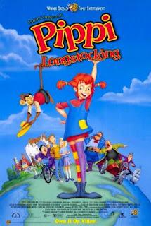Pippi Calzaslargas (1997) Animacion de Michael Schaack