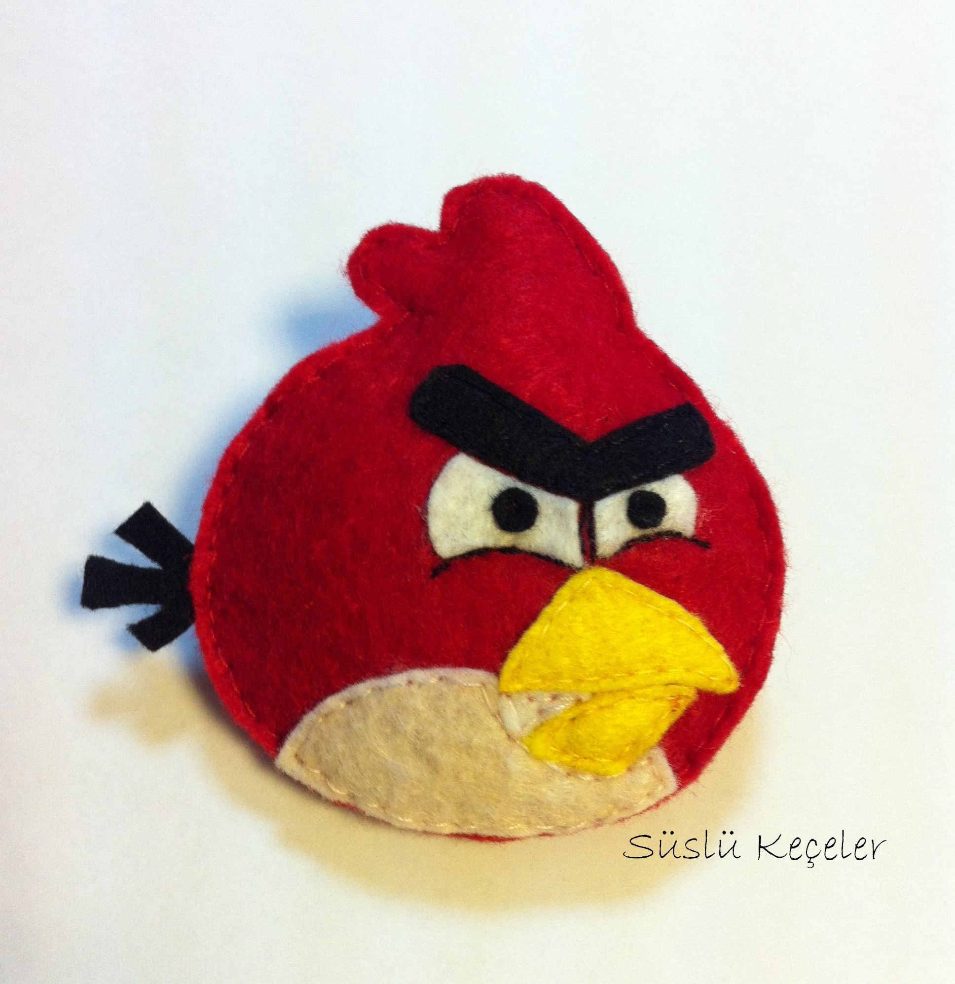 Pz C Angry Birds Red