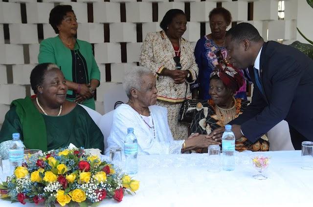 Ziara ya kihistoria yaliyofanywa na kikundi cha Kenya Maendeleo ya Wanawake Organization (MYWO
