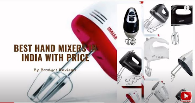 Best hand mixers in India with price