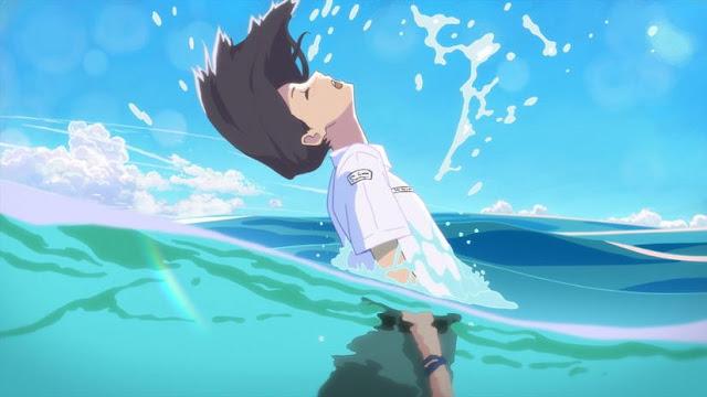Technical Director your name. Membuat Iklan Anime Pocari Sweat