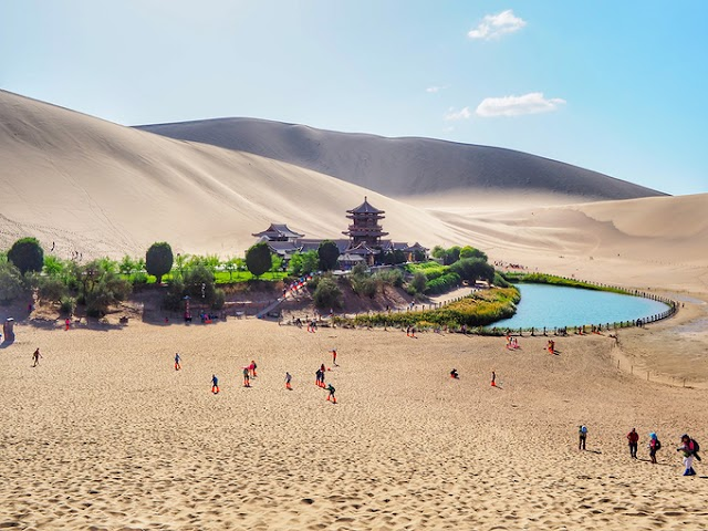 5 reasons you must go to Gansu in the fall