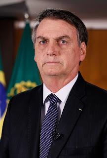Brazil's  President  Jair Bolsonaro Tests Positive