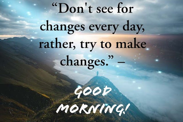205+ positive good morning quotes and thoughts