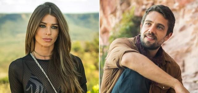 Resumo O Outro Lado do Paraíso: Duda descobre que é mãe de Adriana