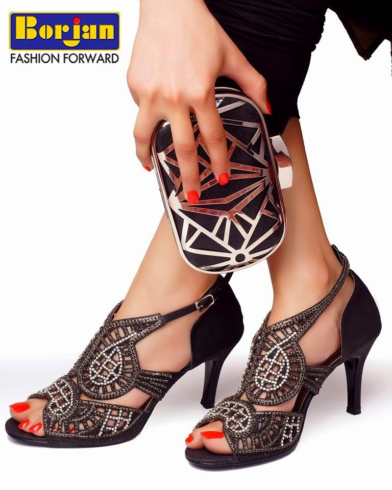 Borjan Shoes Collection 2014 For Women Ladies Footwear