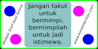 Latihan Soal Online UAS / UKK Bahasa Jawa Kelas 3 SD Semester 2