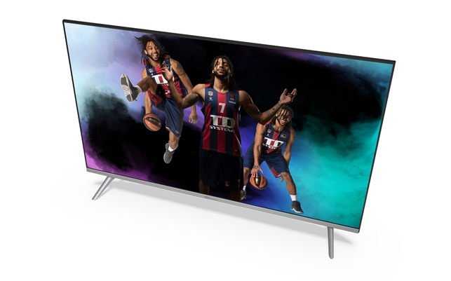 TD Systems K50DLJ12US: Smart TV 4K de 50'' con HDR, HbbTV y sonido Dolby Audio Plus