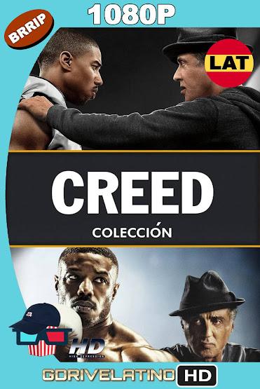 Creed (2015-2018) Colección BRRip 1080p Latino-Ingles MKV