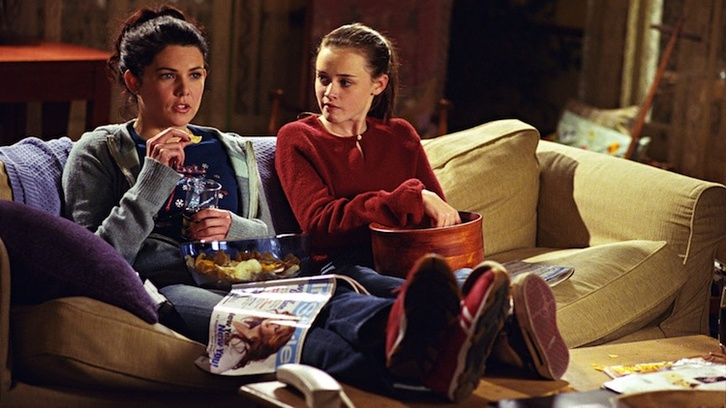 "Throwback Thursday - Gilmore Girls - ""The Prodigal Daughter Returns"""