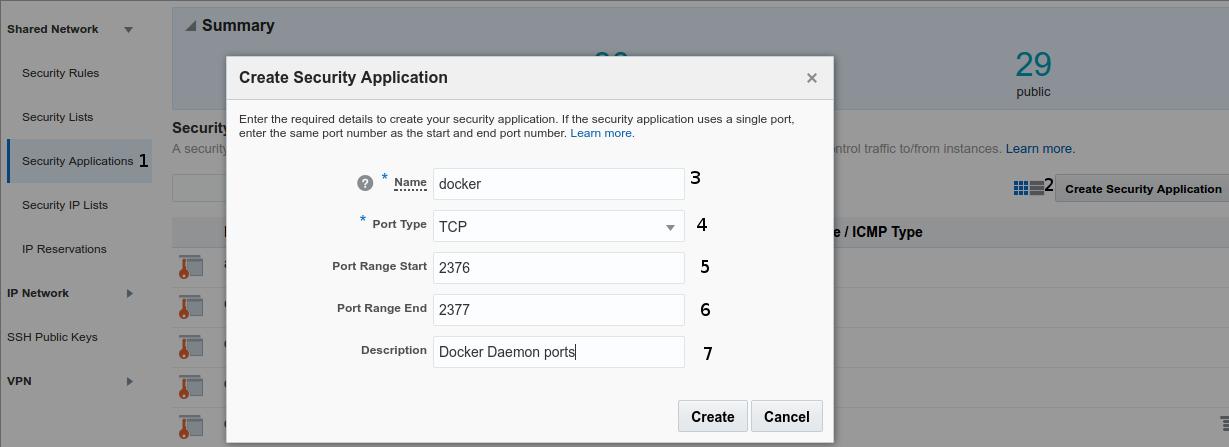 Docker swarm at Oracle Cloud | Marcelo Ochoa's personal blog