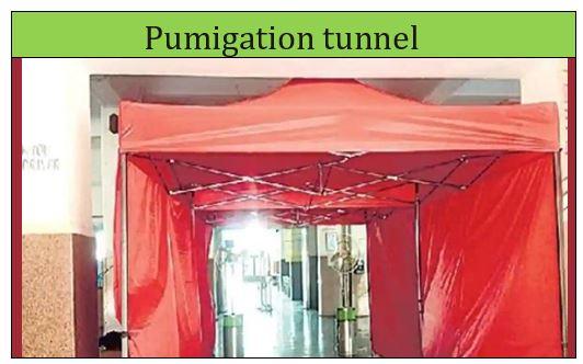 Pumigation+tunnel
