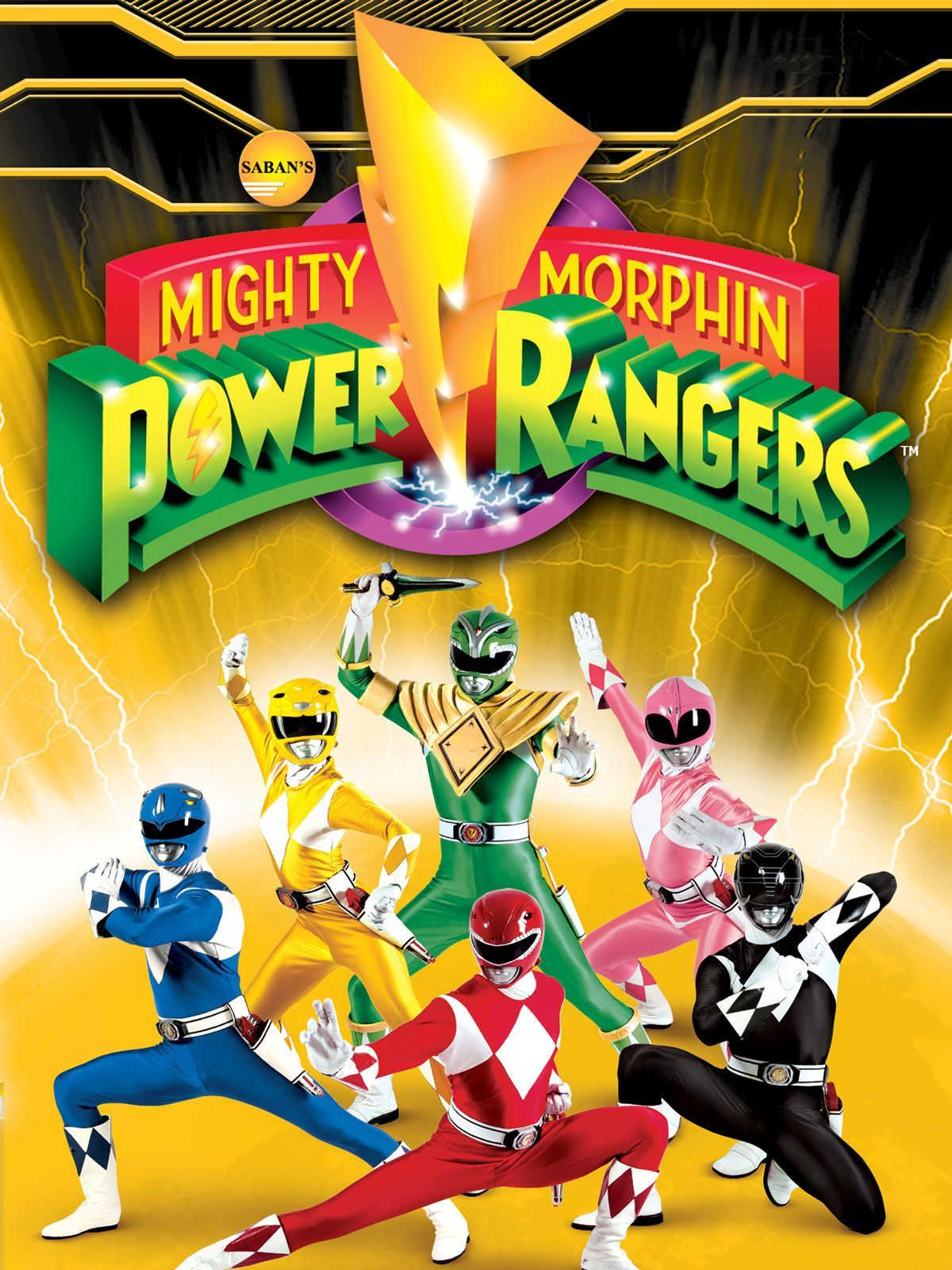 Power Rangers Serie Completa Latino