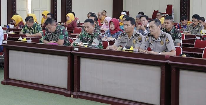 Pemprov Lampung adakan Rapat Persiapan HUT RI