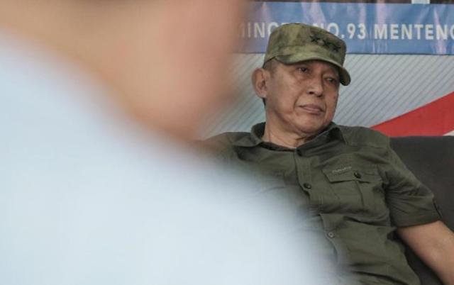 JS Prabowo Jadi Bagian Rezim Jokowi, TB Hasanuddin: Apa Tidak Malu?