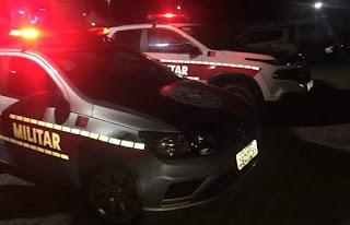 Policiais do 4º BPM realizam seis prisões durante final de semana