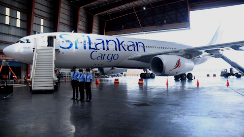 SriLankan Airlines Converts Passenger Aircraft to Full Freighter