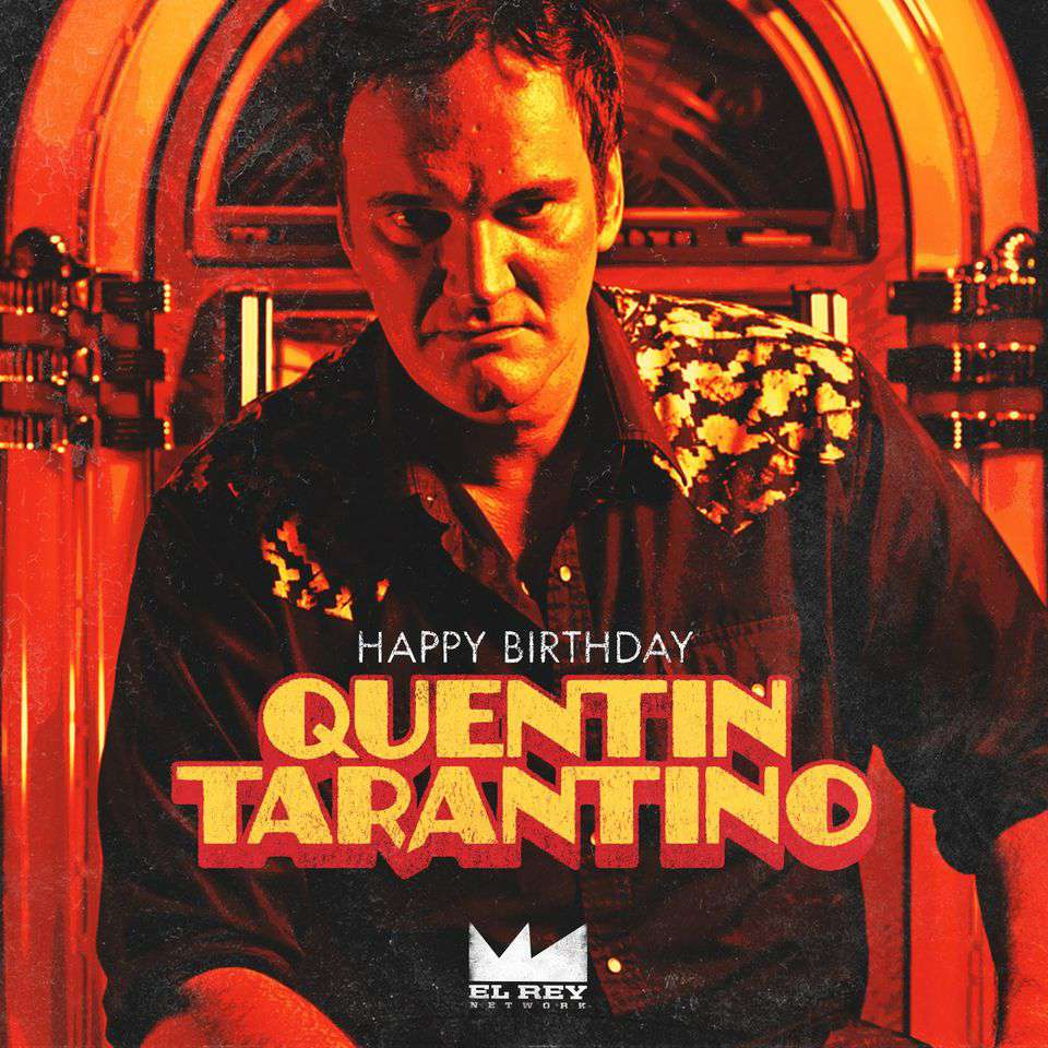Quentin Tarantino's Birthday Wishes Images download